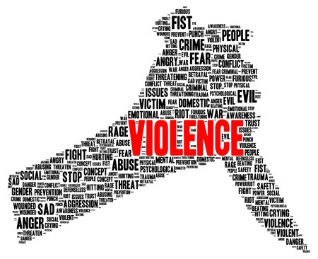 0020 Thrive and Connect: Dealing With Violence – Thrive and