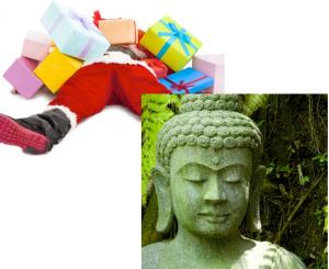 Santa-Buddha