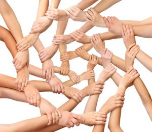 41664767 - ring of many hands team